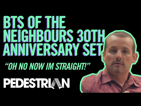 'Neighbours' Unscripted   30th Anniversary