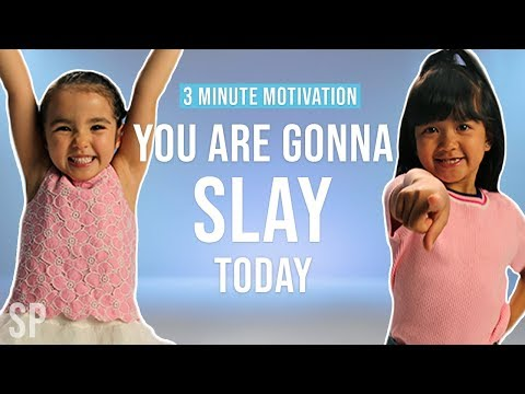 Kids Get You FIRED UP to Start Your Day | 3 Minute Motivation