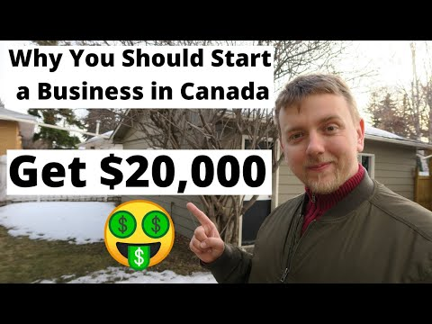 Top Reasons Why You Should Start a Business in Canada!