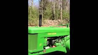 John Deere 50 Carburetor Restoration