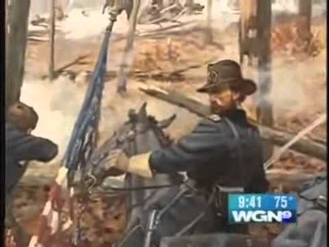 93rd Illinois Civil War Regiment (Nominated for Emmy Award)