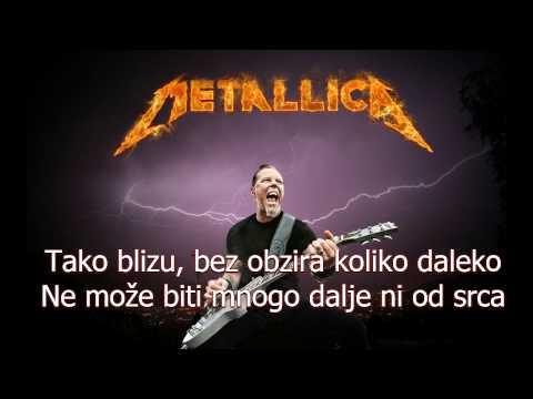 Metallica Nothing Else Matters Serbian Lyrics