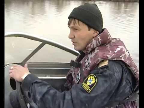 Рейд рыбоохраны в акватории Назаровского района на реке Чулым
