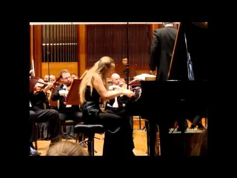 Camille Saint-Saëns - Piano Concerto No.2 G minor (excerpt)