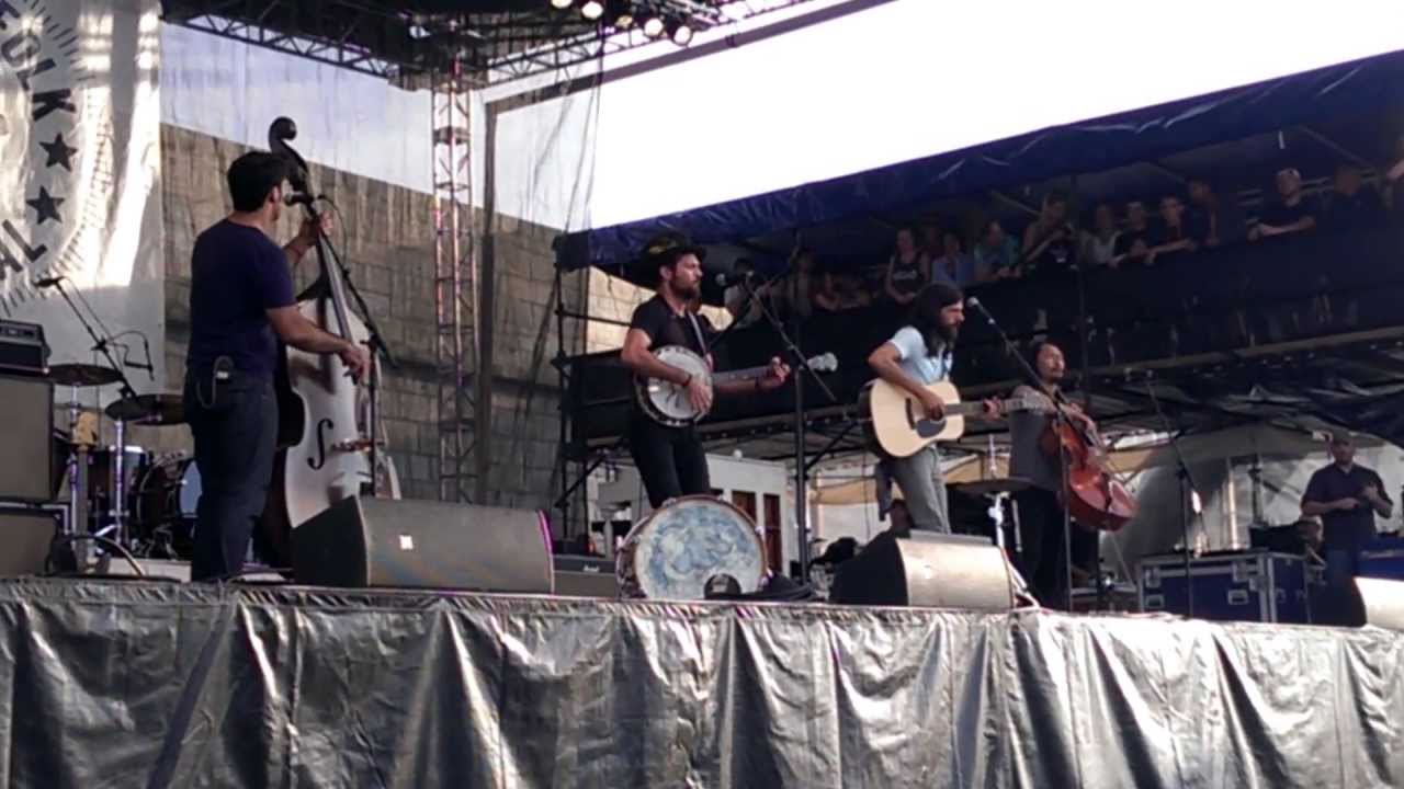 The Avett Brothers   Laundry Room (Live At Newport Folk Festival 2013) Part 33