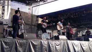 The Avett Brothers - Laundry Room (Live at Newport Folk Festival 2013)