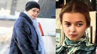 Наталья Вавилова из МОСКВА СЛЕЗАМ НЕ ВЕРИТ превратилась в СТАРУХУ!