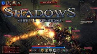 Shadows: Heretic Kingdoms - [PC Win7] Random gameplay 3 (2014)
