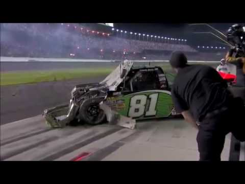 Johnny Sauter Fights, Arguments and Temper
