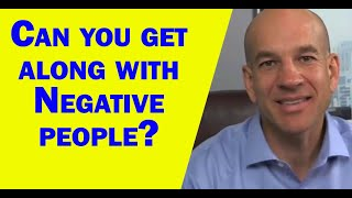 How do you get along with different types of people?