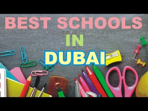 Top 10 Best Schools In Dubai