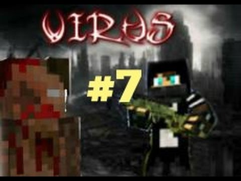 "The Virus Episode 7 Minecraft Crafting Dead roleplay Season 1 ""Supply run"""