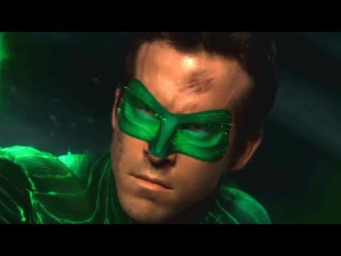 Green Lantern Screenwriter Reacts To That Deadpool 2 Scene