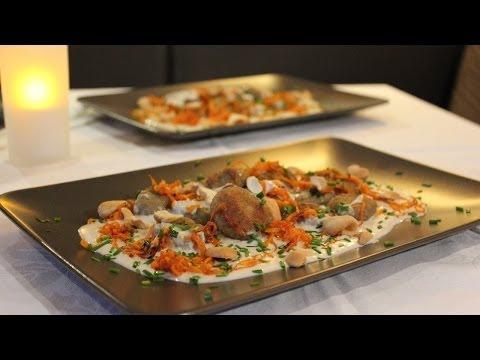 Hausgemachte Buchweizen-Gnocchis mit Cashew-Sauce   TierheimTV kocht vegan