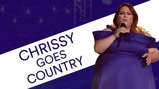 'This Is Us' Star Chrissy Metz Signs a Record Deal