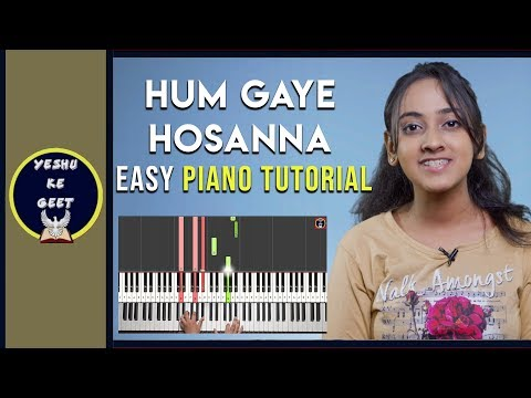 Hum Gaye Hosanna(Yeshu Masih) - Chords & Notes Chart