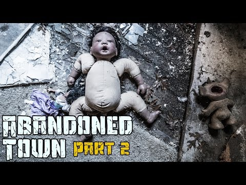 Abandoned Black Resort Town in Michigan - Idlewild | PART 2 - Alcoholic's House