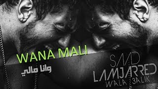 Saad Lamjarred - Wana Mali (Official Audio) | سعد لمجرد - وانا مالي