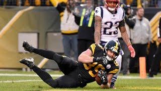 Patriots vs. Steelers Week 15 Game Highlights | NFL