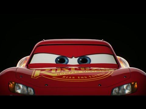 Cars 3 - Présentation de Flash McQueen