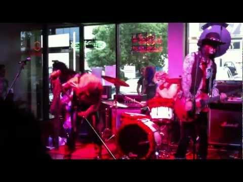 Sixx Gun Live at Rebel Rock Bar - Philadelphia