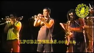 LOS FABULOSOS CADILLACS @ Auditorio Benito Juárez, Guadalajara 04/05/1996 COMPLETO