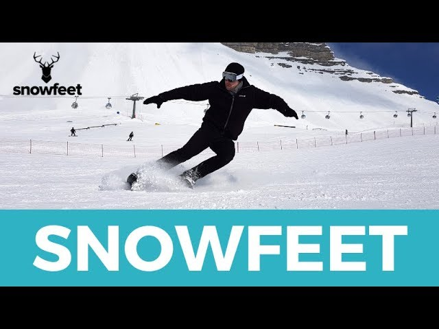 Snowfeet // Short Mini Ski's video thumbnail