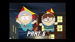 South Park The Fractured But Whole Walkthrough Part 6 - FARTKOUR (Let's Play Commentary)