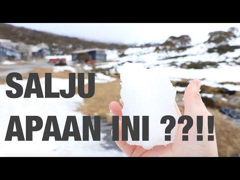 Pertama Kali Main SKI Di Resort SNOW Tertinggi Di AUSTRALIA Dan JATUH ???!!! ( Part A )