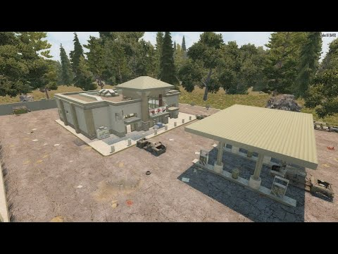 New Town And New Home E08 7 Days To Die Alpha 18 7d2d A18