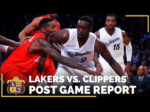 NBA Christmas Day 2016: Lakers Vs. Clippers