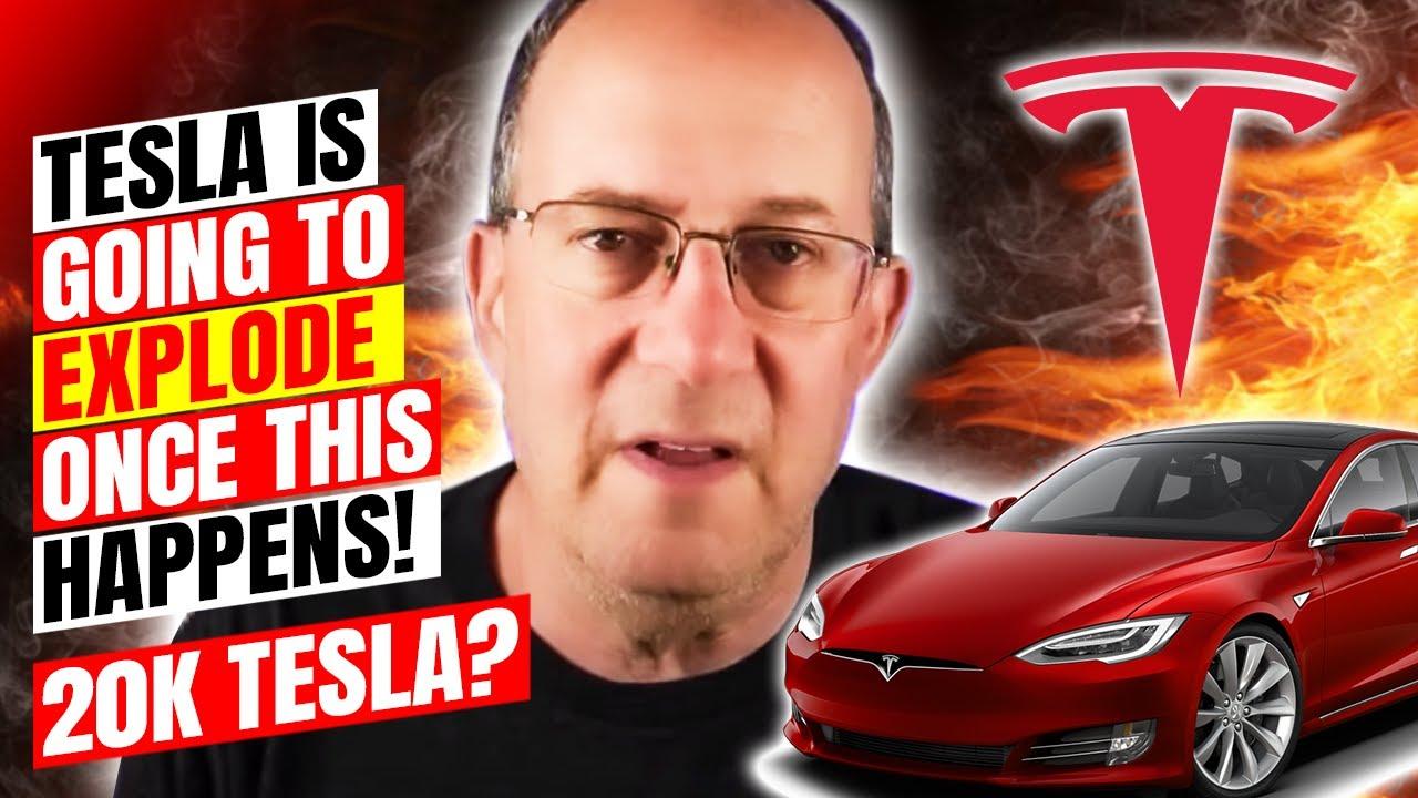 Tesla Stock Will Easily Hit $10'O0O - Warren Redlich - $TSLA