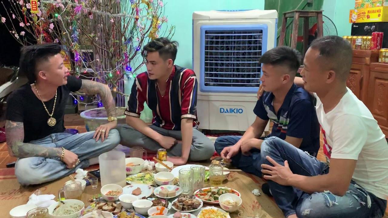 #Vlog282: Uống Nốt Cốc Với Nguyễn Tùng Dương (Khá Bảnh) – N.V.Tiến
