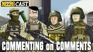 Commenting on Comments - Beers & Spears!!! Neebscast thumbnail