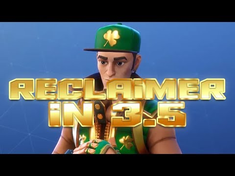 Fortnite | Reclaimer after 3.5 | Thought and Gameplay