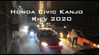 Honda Civic Kanjo, Kiev 2020.