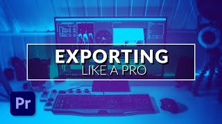 Video How To Export a Video in Adobe Premiere Pro - TUTORIAL download MP3, 3GP, MP4, WEBM, AVI, FLV Mei 2018