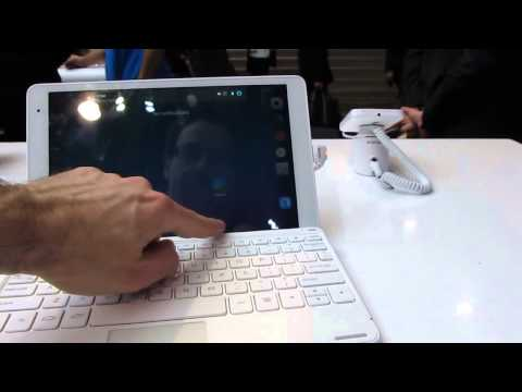 Alcatel OneTouch Pop 10 2-in-1 Android tablet
