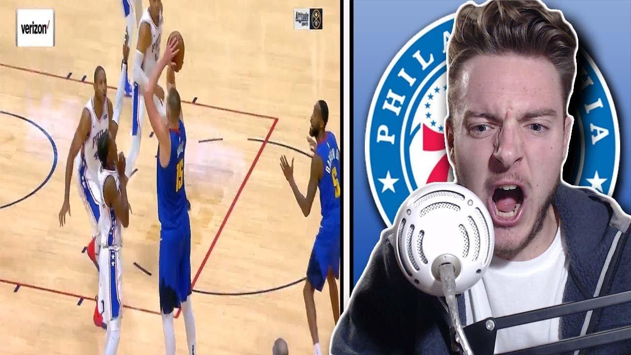 76ers vs nuggets - photo #38