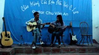 Guitar CVA .||.Khúc nhạc ngày xuân   ThuNa CVA