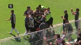melhores momentos TV Galo 1º tempo Atlético x Santos