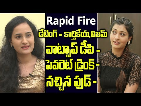 payal-rajput-funny-answers-in-rapid-fire-with-anchor-ramya-|-rdx-love-|-friday-poster