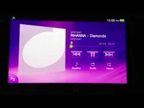 how to download free music to your ps vita