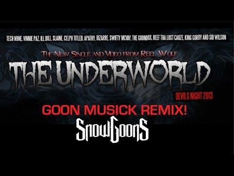 Клип Ill Bill - Reel Wolf: The Underworld