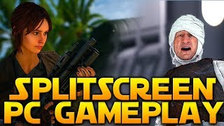 PC SPLITSCREEN - It