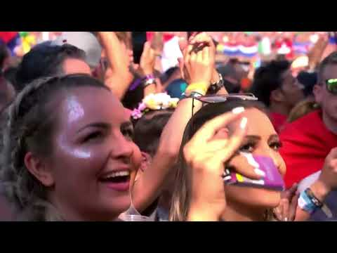 Timmy Trumpet Tomorrowland 2018 | TUJAMO - Drop That Low When I Dip