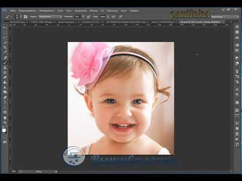 Урок 18. Подбор цветов для детских и мужских портретов