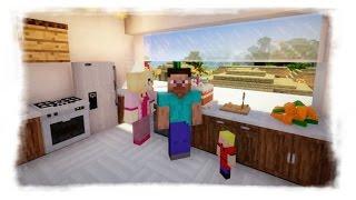 [MODPACK] #1 - UNE FAMILLE POUR STEVE ! - 101 Babies Challenge - Minecraft