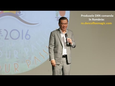 Interviu dr Lim despre Ganoderma si Spirulina de DXN