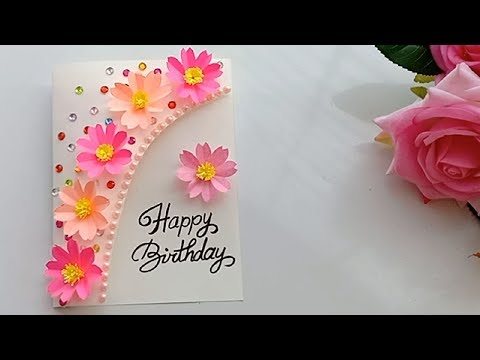 beautiful-handmade-birthday-card//birthday-card-idea.